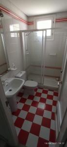 Un baño de casa chalet El Sotillo