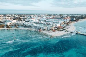Een luchtfoto van Panama Jack Resorts Playa del Carmen All Inclusive