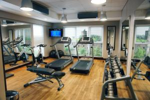 The fitness center and/or fitness facilities at Southern Sun Katherine Street