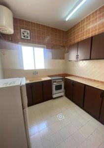 A cozinha ou cozinha compacta de Inwan Residential Units