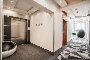 Kúpeľňa v ubytovaní Aparthotel Vanilla