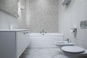 Ванная комната в Затерянный Рай у Машука