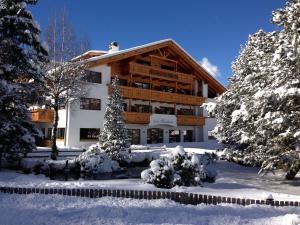 Hotel Arnaria im Winter