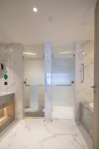 حمام في فندق قوانغتشو بايون