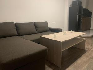 Кът за сядане в Vivian Apartaments