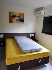 Cama ou camas em um quarto em Reserve Caldas Lacqua 3