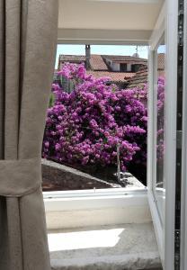 A balcony or terrace at Villa Carrara
