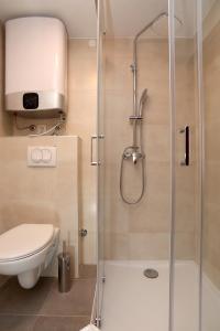 A bathroom at Villa Carrara