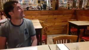Un restaurant u otro lugar para comer en Villa Margarita