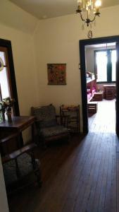 Un lugar para sentarse en Villa Margarita