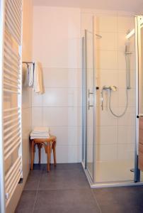 Ванная комната в Landhotel Post Ebensee am Traunsee ***S