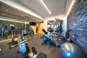 Γυμναστήριο ή/και όργανα γυμναστικής στο Forest Park Hotel