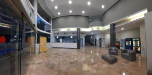 The lobby or reception area at Inter 2