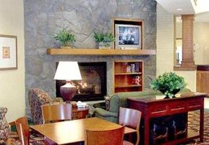 A television and/or entertainment center at Residence Inn Phoenix Goodyear