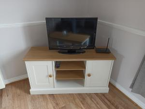 A television and/or entertainment center at Grant Close