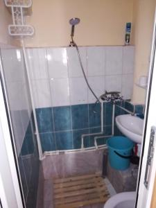 Ванная комната в Apartment on Gagarina 26