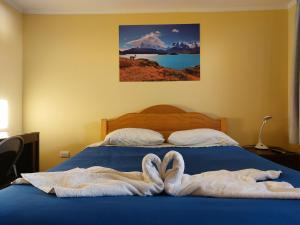 Cama o camas de una habitación en Bellissa House