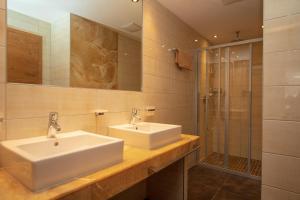Ein Badezimmer in der Unterkunft Zappartements