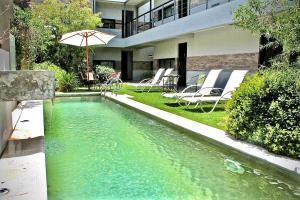 The swimming pool at or near Posada Boutique Las Terrazas
