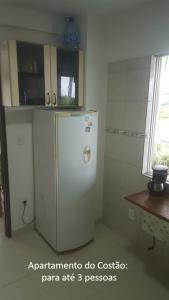 Um banheiro em De frente para o Mar da Gamboa