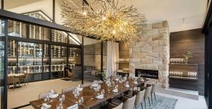 A restaurant or other place to eat at Spicers Guesthouse