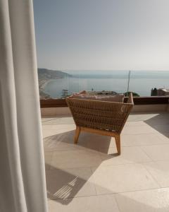 Balcone o terrazza di Villa Fiorita Boutique Hotel