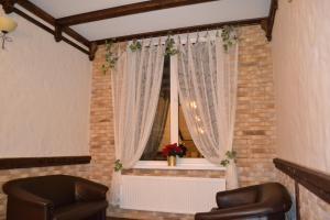Зона вітальні в Готель Золота Форель