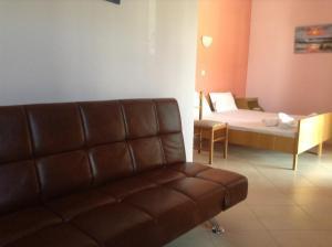 Гостиная зона в Pansion Eleni