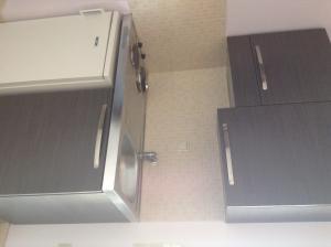 Кухня или мини-кухня в Pansion Eleni