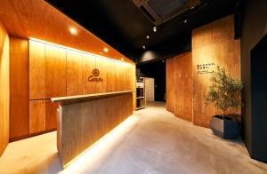 Cocts Akihabaraのロビーまたはフロント