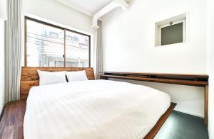 Cocts Akihabaraにあるベッド