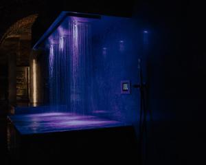 A bathroom at Hotel Pod Różą