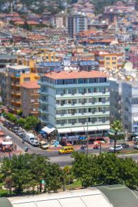 Cimen Hotel с высоты птичьего полета