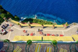 A bird's-eye view of Hotel Caesar Augustus