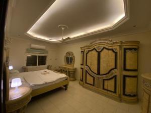Cama ou camas em um quarto em Sereena Villas