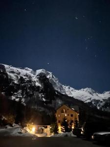 Hotel Margjeka en invierno
