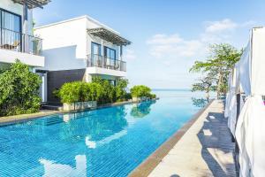 Der Swimmingpool an oder in der Nähe von The Chill Resort and Spa, Koh Chang