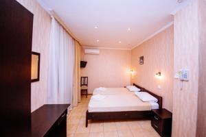 Кровать или кровати в номере Villa Lubomir