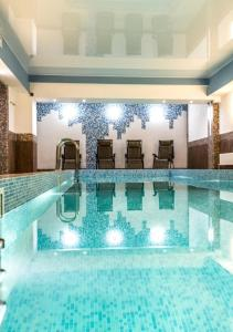 The swimming pool at or near Prince Vladimir