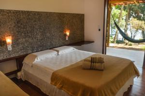 A bed or beds in a room at Fauna