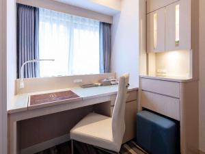 A bathroom at Hotel Bellclassic Tokyo