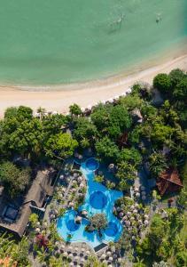 Melia Bali a vista de pájaro
