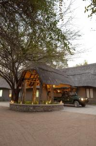 The building in which the lodge is located