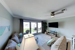 A seating area at Exceptional Vacation Home in the Amenity-Rich Maravilla condo