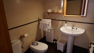 Un baño de Apartamentos entreRíos