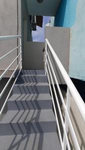 Uma varanda ou terraço em Ocean Suítes