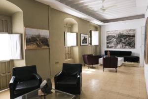 Zona de estar de CENTRO DE ARTE HARINA DE OTRO COSTAL