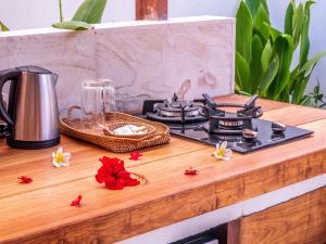 Cucina o angolo cottura di Utara Villas
