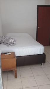 Cama o camas de una habitación en LOSSANTOS