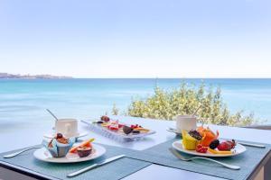 Opciones de desayuno disponibles en Melia Alicante